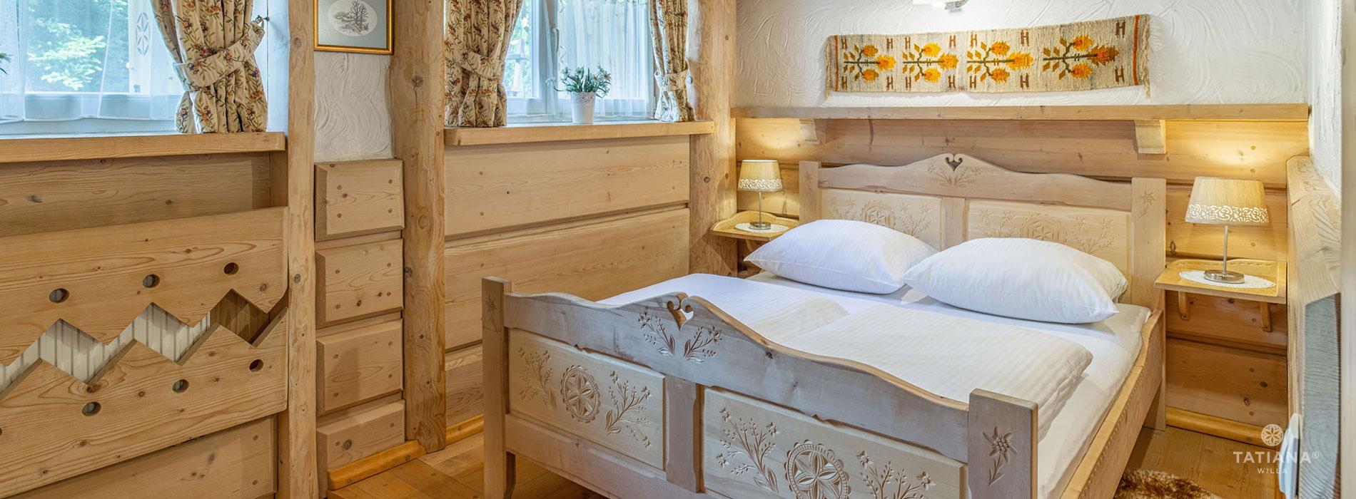 Apartament Premium 5- sypialnia