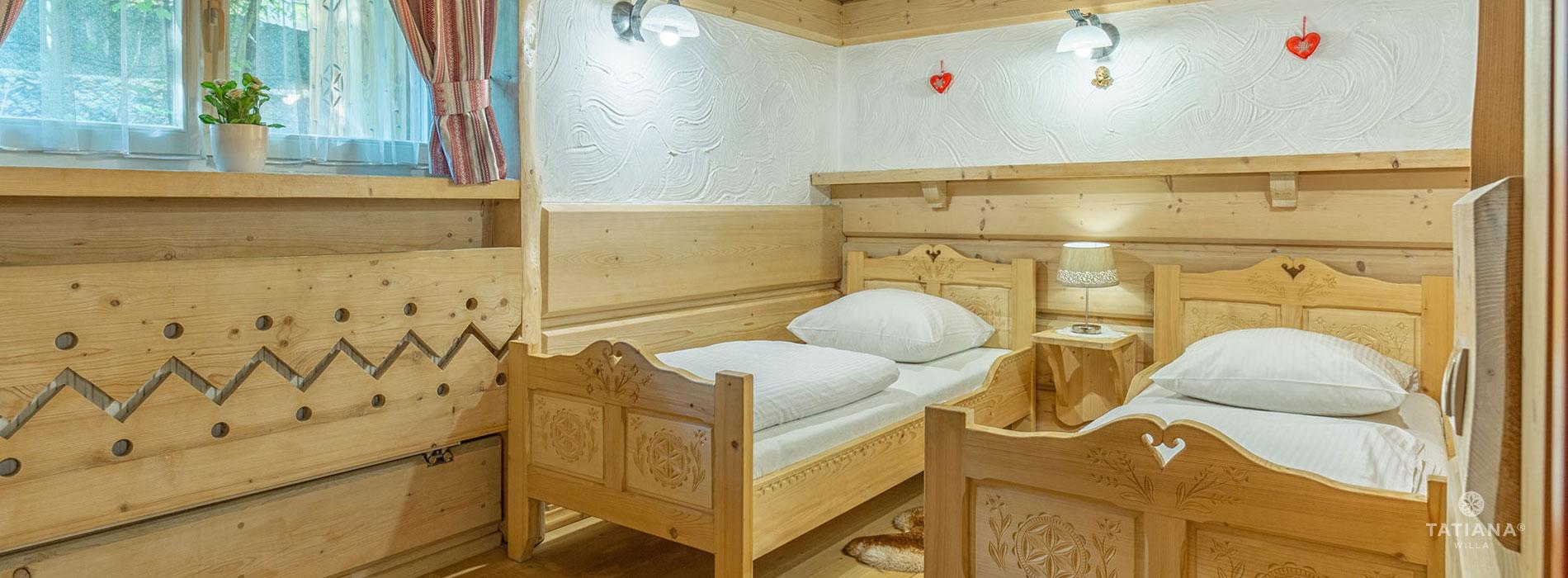 Apartament Premium 5 - sypialnia druga