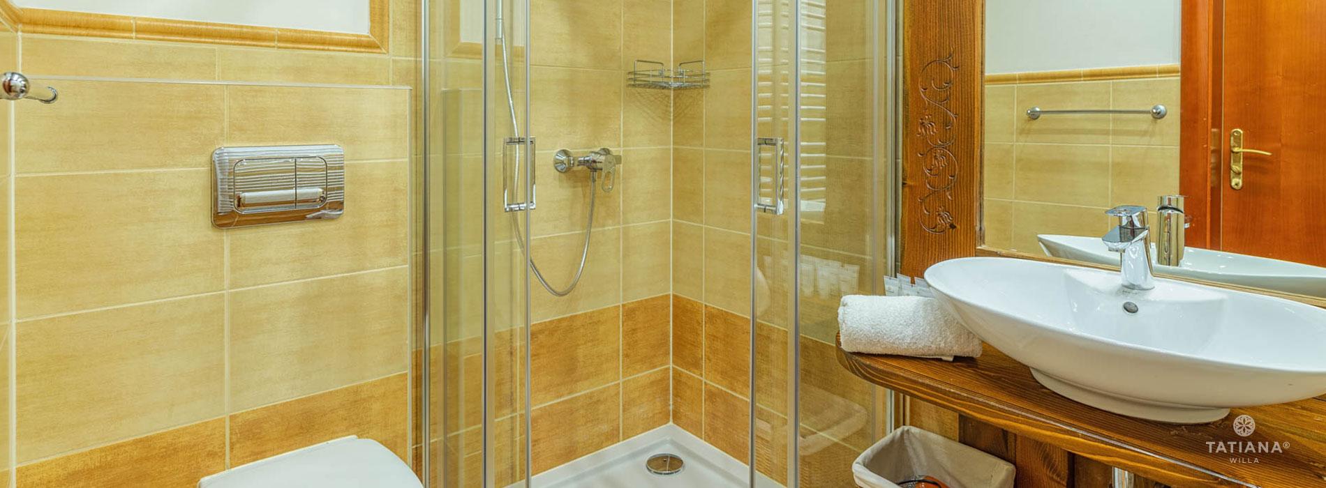 Apartament Premium 5 - łazienka