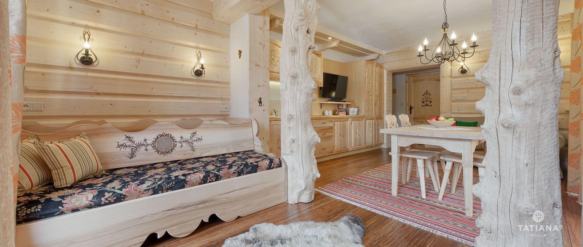 Apartament Lux11- salon
