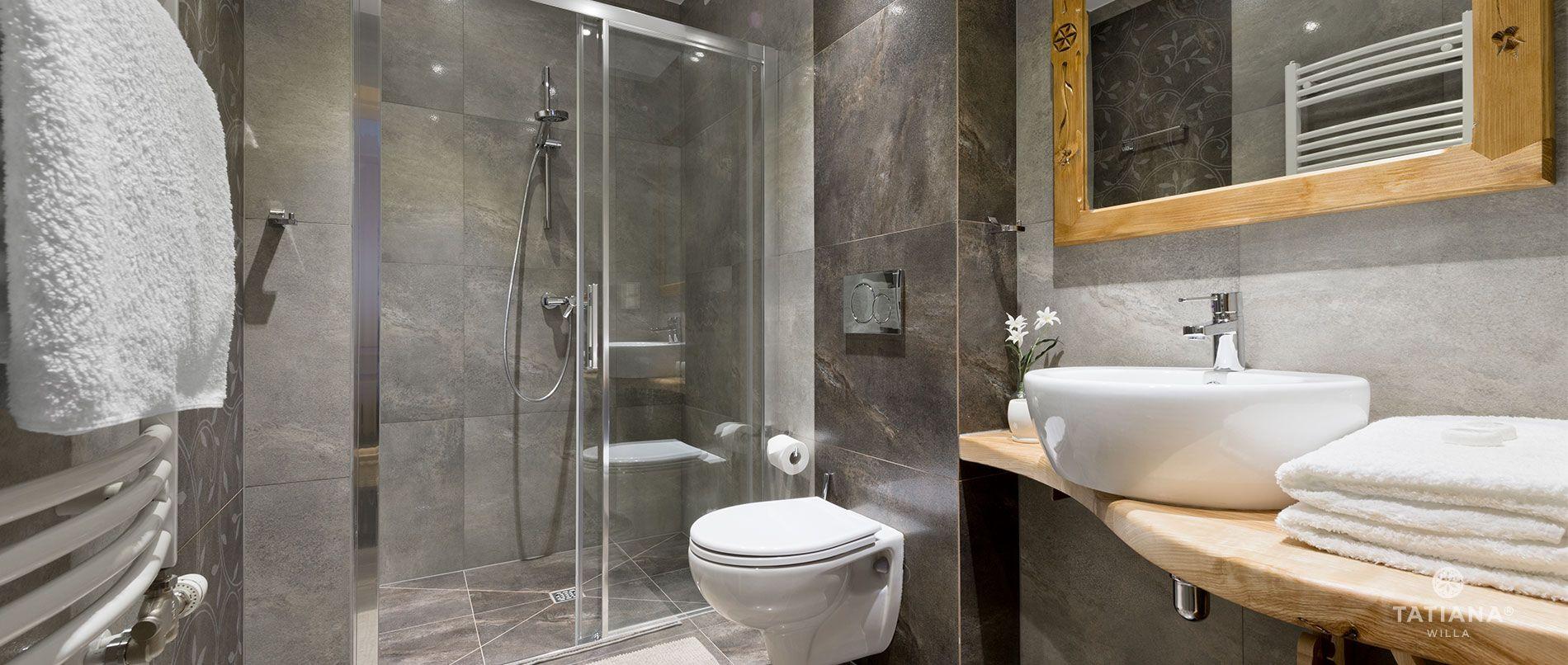 Apartament Lux 12- łazienka