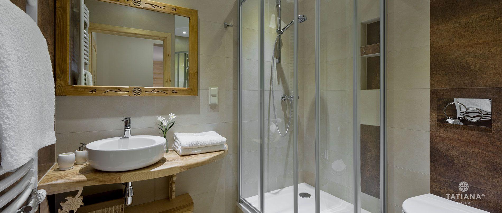 Apartament Lux 17- łazienka