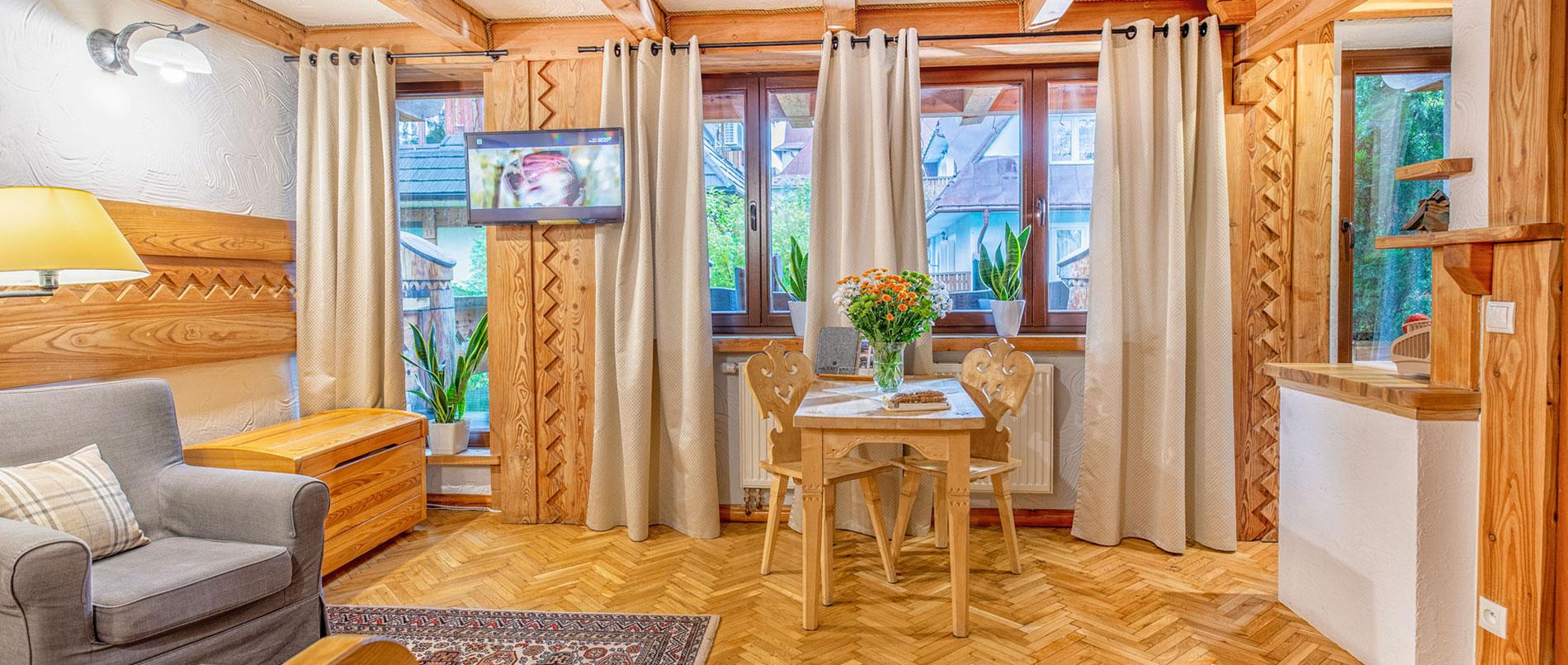 Apartament Premium 4 - salon2