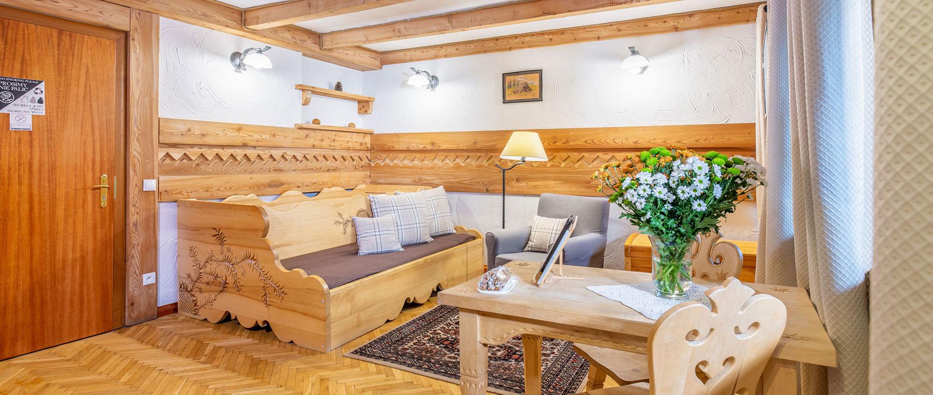 Apartament Premium 4 - salon