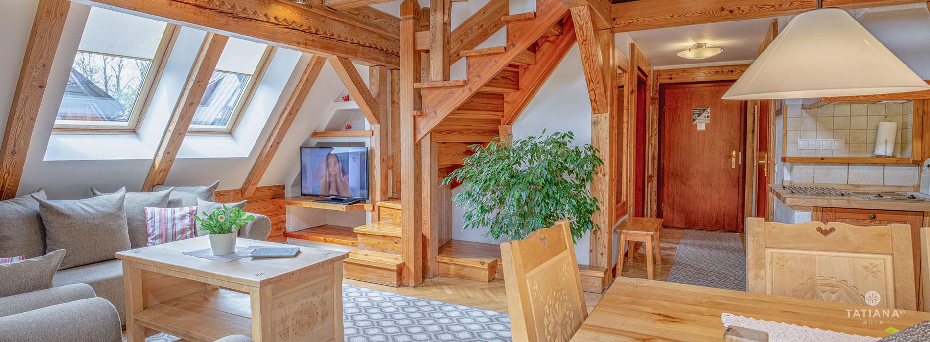 Apartament Premium 9- salon/aneks