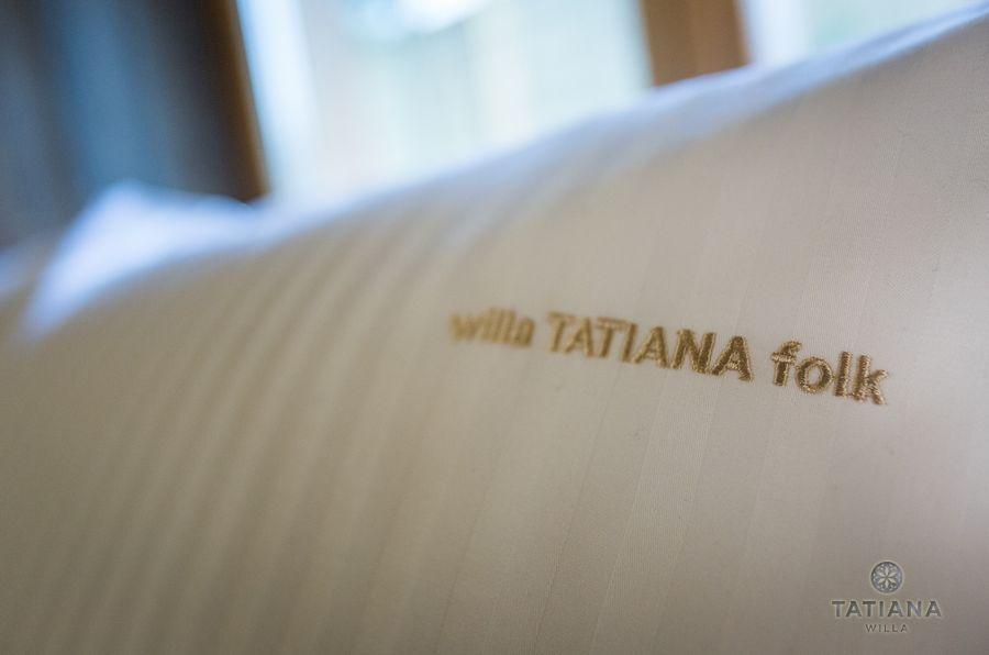Apartamenty Zakopane Willa Tatiana folk