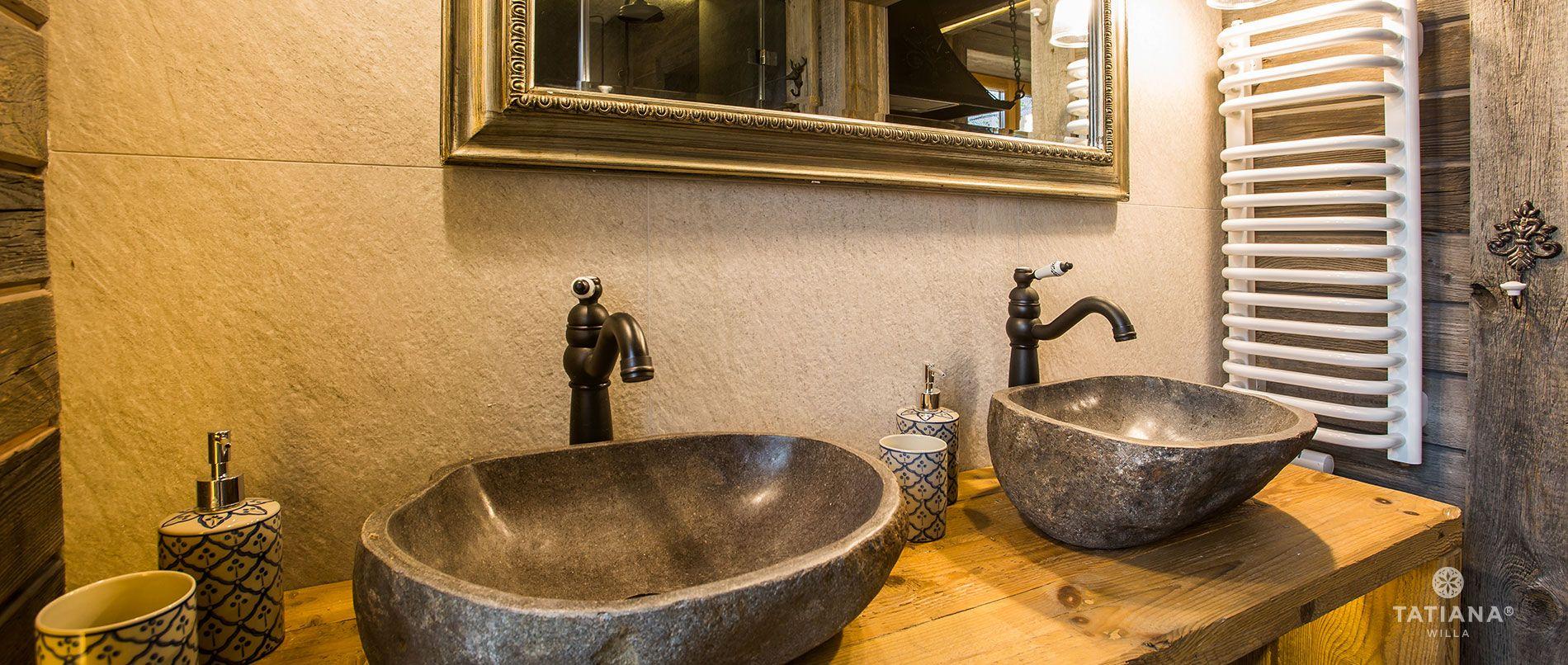 Apartament Syberyjski - łazienka2