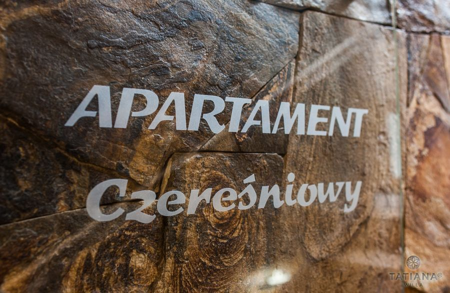 Apartament Czeresniowy Willa Tatiana boutique Zakopane